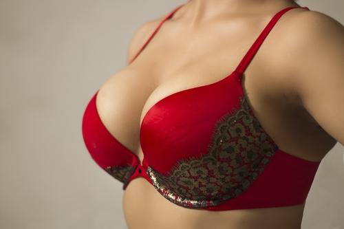 Krásne prsia = pevné prsia