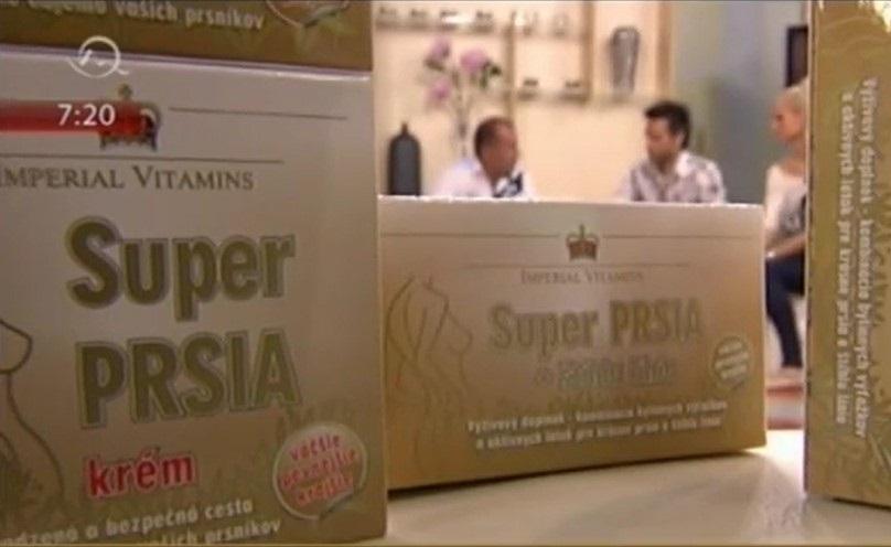 Mudr. Mário Lužinský – zväčšenie pŕs pomocou fytoestrogénov – Super PRSIA + štíhla línia.